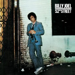 Billy Joel's album 52nd street, the first album released by CD in 1978