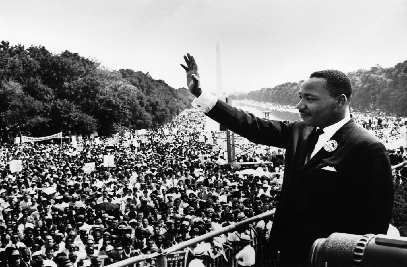 martin luther king's i have a dream speech quizlet